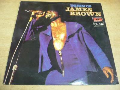 LP The Best Of JAMES BROWN