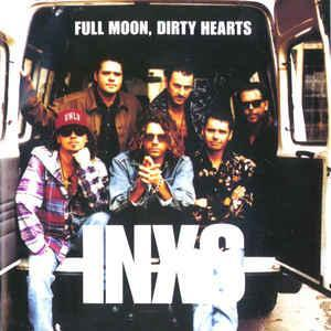 INXS - Full Moon , Dirty Hearts - CD 1993