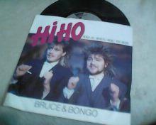 BRUCE IN BONGO-HI HO HEIGH HO-SP-1986.