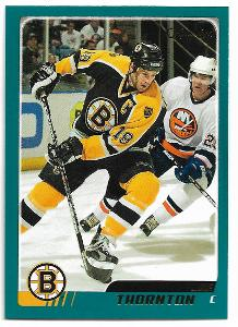 2003-04 - OPC - Joe Thornton - Boston Bruins