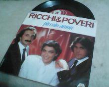 RICCHIE POVERI-PICOLO AMORE-SP-1982.