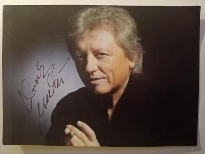 Autogram Václav NECKÁŘ .....