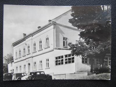 c7858 Horní Žleb Děčín pionýrský tábor
