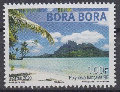 ** Francouzská Polynésie Mi.1439 Ostrov Bora Bora
