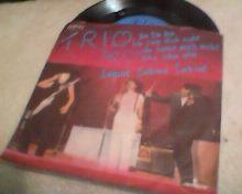 TRIO-DA DA DA-SP-1982. RARE DISCO