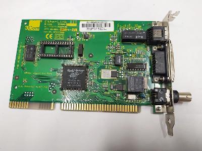 síťová karta 3COM 3C509 - ISA