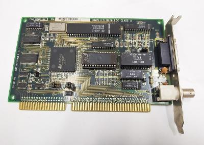 síťová karta EtherCoax-16N ISA