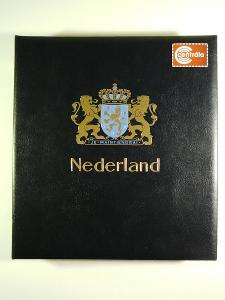 4120 Sbírka známek HOLANDSKO sešitkové + velmi hezké album