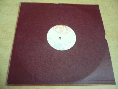 LP 10'' SHAKESPEARE / Král Lear