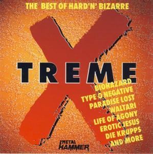 Various – X-Treme The Best Of Hard 'N' Bizarre - CD metal