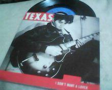TEXAS-I DON T WANT A LOVER-SP-1989.
