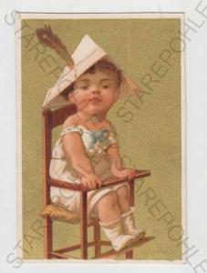Děti - výtvarno, dítě, čepice, židle, kolorovaná,