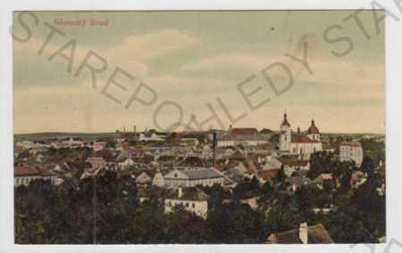 Havlíčkův Brod (Německý Brod), celkový pohled, kol