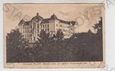 Valašské Meziříčí (Vsetín), Zemský ústav pro výcho