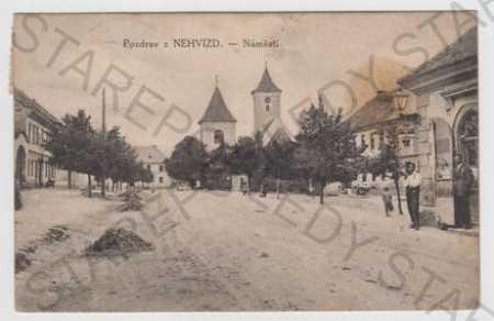 Nehvizdy (Praha - východ), náměstí