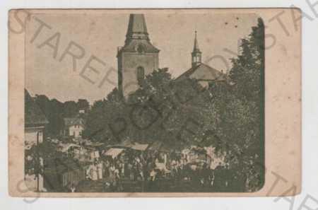 Bozkov (Semily), pouť, kostel