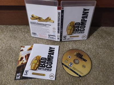 Battlefield Bad Company Gold Edition PS3/Playstation 3