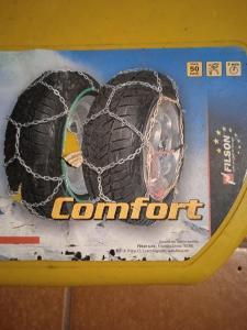 SNĚHOVÉ ŘETĚZY FILSON COMFORT KN 80