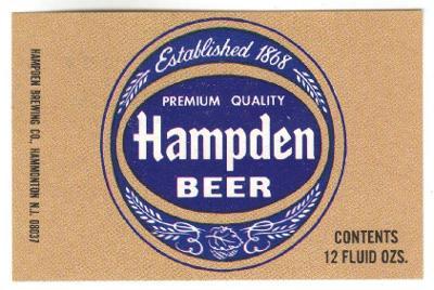 USA Hampden Brg - Hammonton