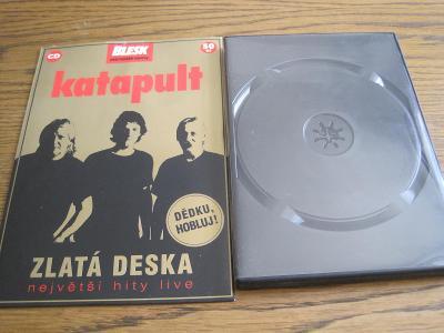 DVD - KATAPULT /Zlatá deska největší hity