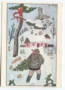 Josef LADA - Vánoce, Nový rok - ODEON 557-8