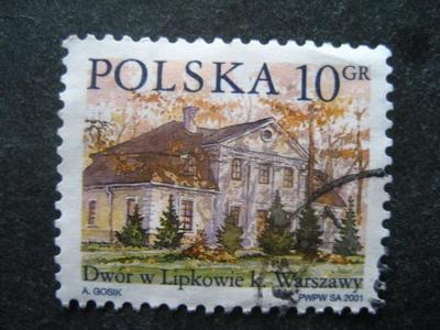 Polsko motivy stavby ražené od korunky