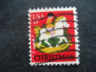 USA motivy Vánoční ražené od korunky