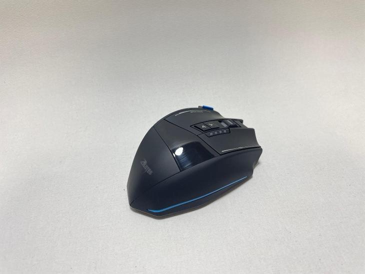 Herní myš Zelotes F15 s duálním režimem drátová + 2,4 G záruka! - Příslušenství k PC