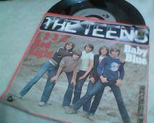 THE TEENS-1-2-3-4 RED LIGHT-SP-1979.