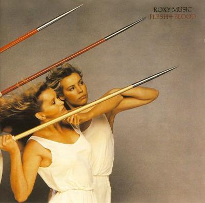 CD Roxy Music - Flesh + Blood (1980) HDCD