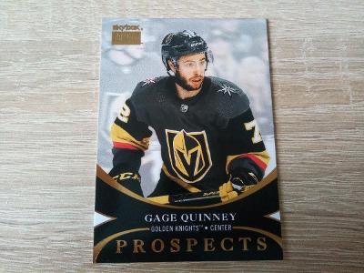 METAL 20-21 PROSPECTS... QUINNEY