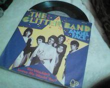 THE GLITTER BAND-ANGEL FACE-SP-1974.