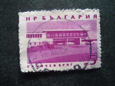 Bulharsko motivy stavby ražené od korunky