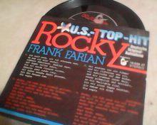 FRANK FARIAN-ROCKY-U.S.TOP HIT-SP.