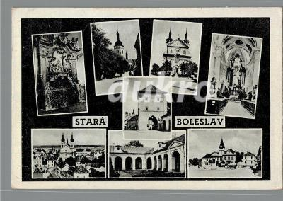 STARÁ BOLESLAV - PRAHA- RAZÍTKO -KORES MLÝN HRACHOLUSKY PRACHATICE