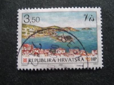 Chorvatsko motivy od korunky