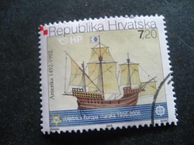 Chorvatsko motivy doprava od korunky