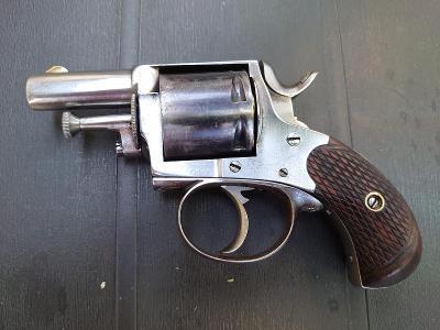 Revolver Bulldog 320 Long