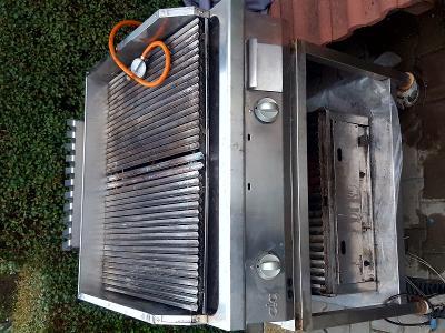 Plynový gril AtA kompaktní volně stojící