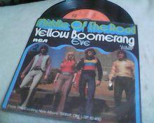 MIDDLE OF THE ROAD-YELLOW BOOMERANG+EVE-SP-1973.