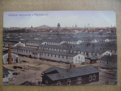 Pardubice nemocnice