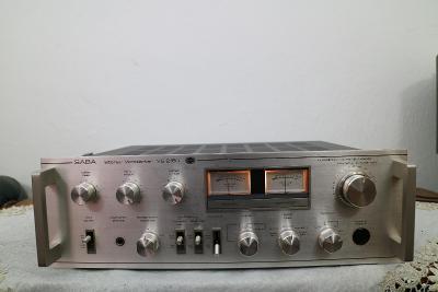 Vintage zesilovač SABA VS-2160