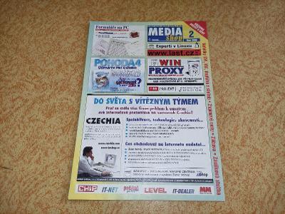 Prodejní katalog Media Shop - únor 2000