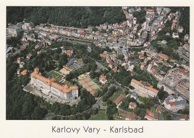 Karlovy Vary letecký