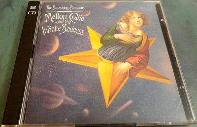 2CD The Smashing Pumpkins- Mellon Collie and the infinite sadness.