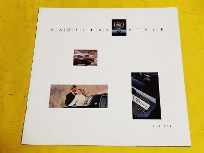 --- Cadillac 1991 ------------------------------------------------ USA