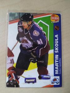 Martin Škoula Stadion Cards 2001 Colorado Avalanche č. 224