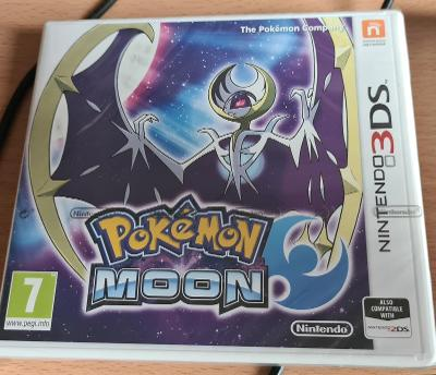 Nintendo 3DS Pokémon Moon nová