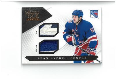 Sean Avery - New York Rangers - jersey