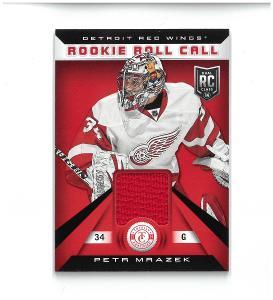 Petr Mrázek - Detroit Red Wings - jersey